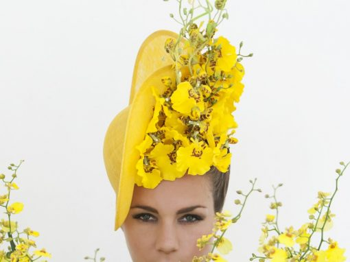 Orchideeën en Mode