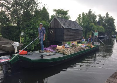 Flower Festival Aalsmeer, Jeannette Philippo, Ursula Hooijman, Mai Hiemstra, Frits Nisters